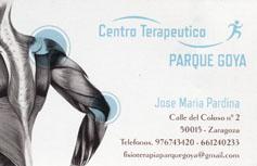 CENTRO TERAPEUTICO PARQUE GOYA
