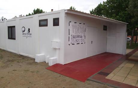 DIA GRANDE en Parque Goya con la apertura de su Casa del Barrio