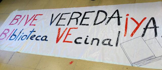 BiVe Vereda, el punto y seguido de la BiVe Parque Goya
