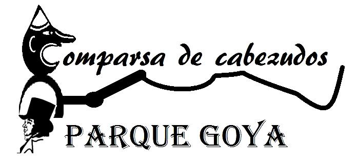 COMPARSA DE CABEZUDOS PARQUE GOYA