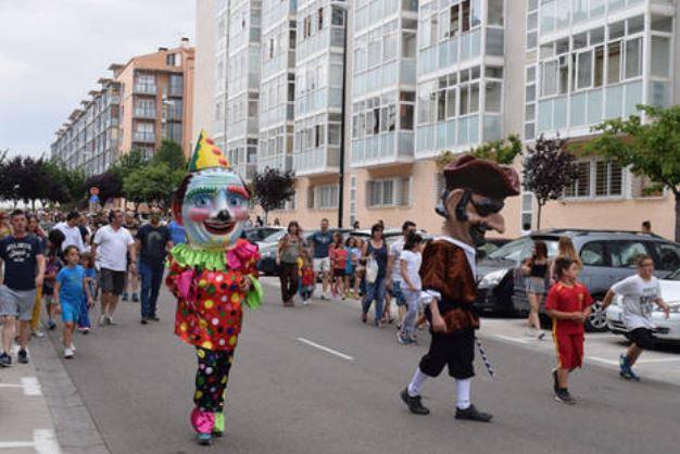 Actur y Parque Goya: Mismo distrito, fiestas diferentes