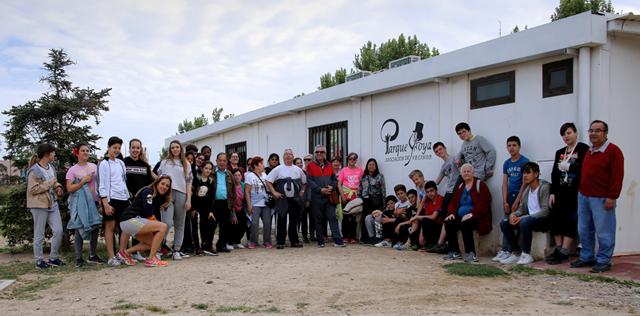 Proyecto colaborativo de los paseos saludables del Picarral