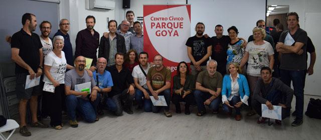 Vecinos, técnicos y políticos: Todos a una por el Centro Cívico Parque Goya