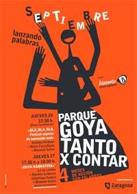Parque Goya, tanto que contar