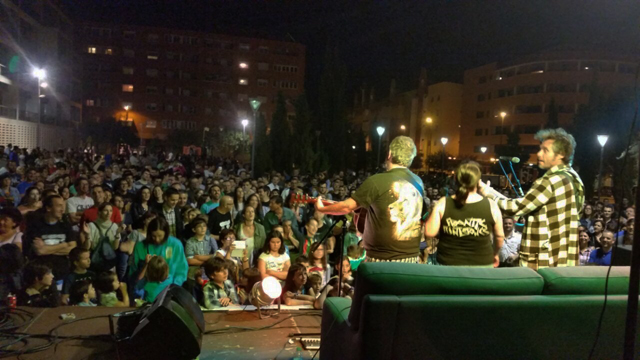 800 socios , la FUERZA VECINAL de Parque Goya
